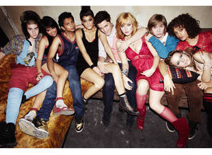 Skins US Behind-The-Scenes Clip: Director Can't Shut Up About Talented Cast