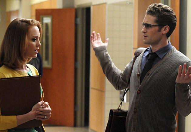 Rachel Gets Kissed — and Vomited On! Recap of Glee Season 2, Episode 14