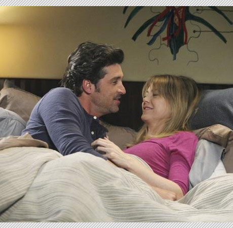 Vote Now! Should Meredith and Derek Adopt on Grey's Anatomy?