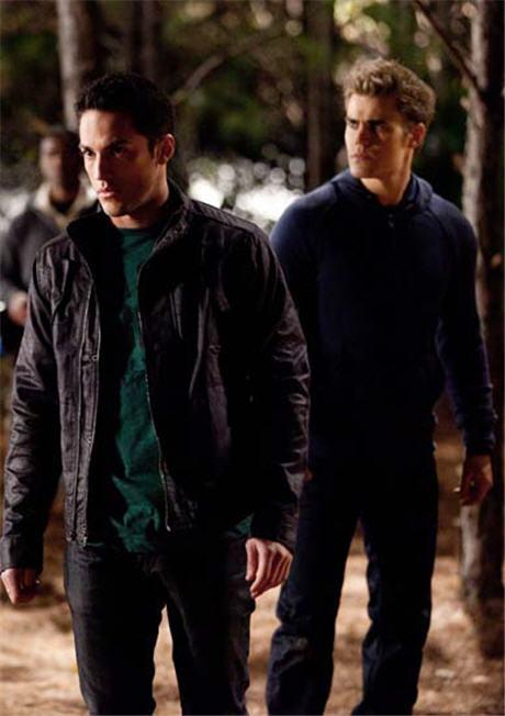 Is Tyler Leaving The Vampire Diaries?