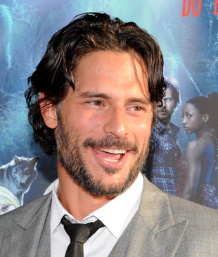 Joe Manganiello Was Second in Line for Superman Reboot