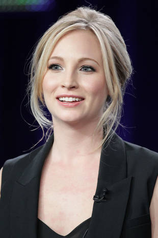 Wetpaint Exclusive! Candice Accola on Whether Caroline Will Be Able to Forgive Tyler