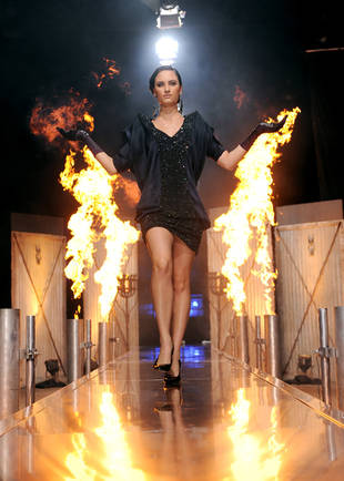 Models on Fire! ANTM Cycle 16, Episode 4