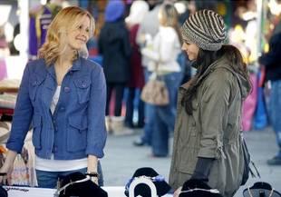 Spoiler: Will Emily's New Crush Samara Be Back for PLL Season 2?