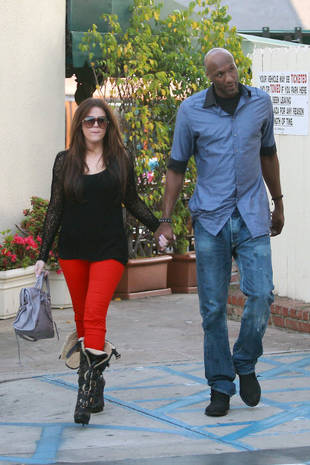 Khloe Kardashian and Lamar Odom's Unexpected House Guests: Frogs!