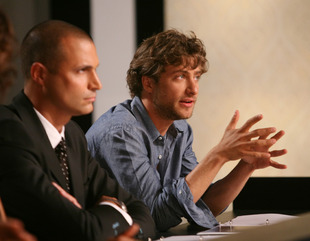 Francesco Carrozzini Guest Judges on ANTM Again: Cycle 16, Episode 4