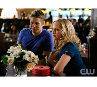 Wetpaint Exclusive! Candice Accola Dishes on What's to Come for Caroline and Matt