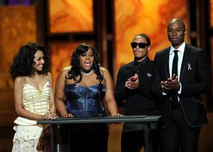 Kat Graham, Amber Riley, Robbie Jones, and Romeo Ask Youth to Join NAACP