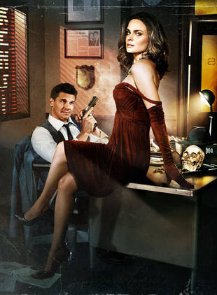 Spoiler: Will Booth and Brennan Hook up in the Bones Season 6 Finale?