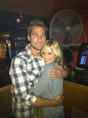 "Emily Maynard Shoots Down Pregnancy Rumor: ""Hell No!"""