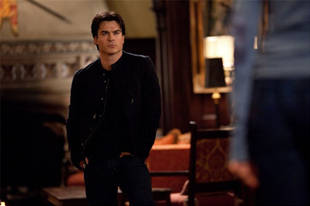 Get a Personalized Message from Damon Salvatore!