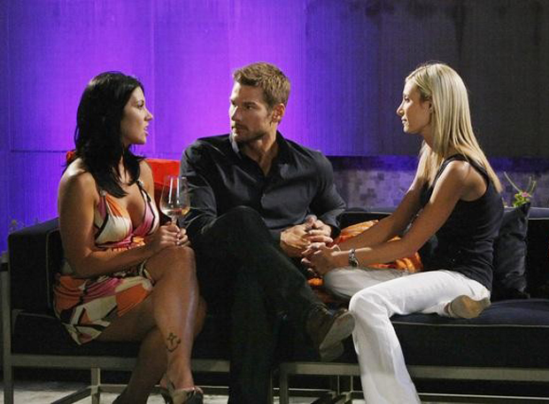 """Recap of The Bachelor Season 15 """"The Women Tell All"""": Give """"Creepy Spider"""" Michelle a Break"""
