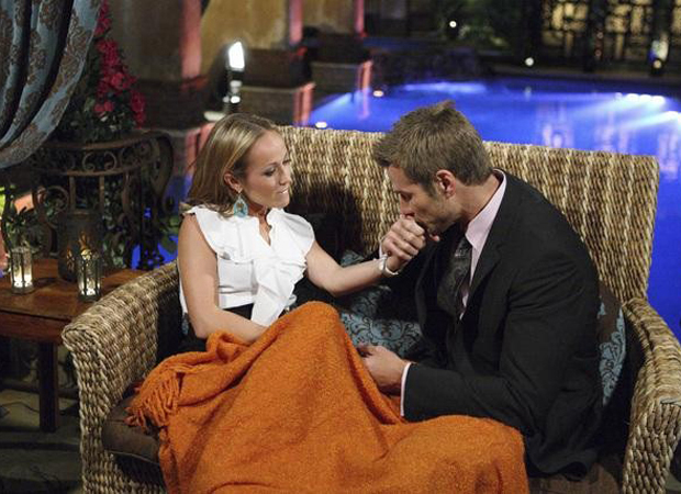 Recap of The Bachelor Season 15, Episode 9: Brad Dumps Ashley Hebert out of God's Window