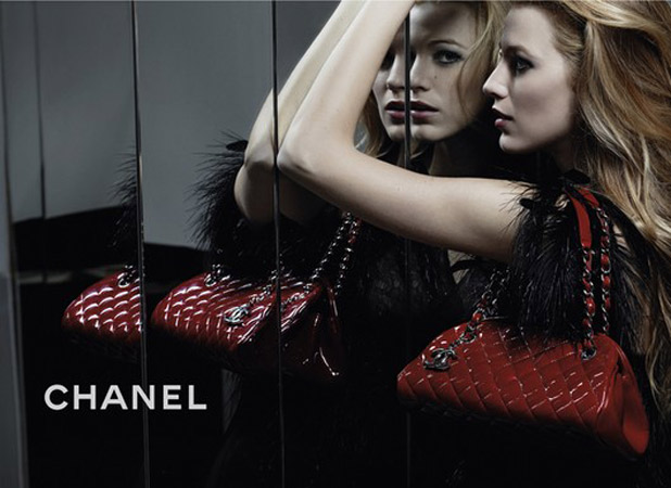 First Look! Blake Lively's Chanel Campaign