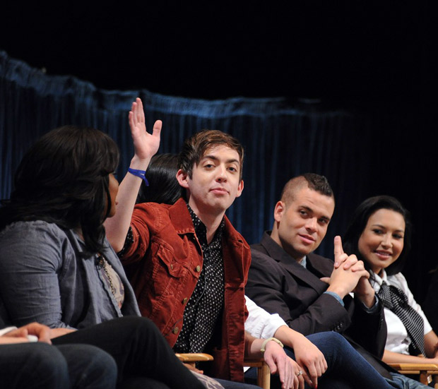 Glee Spoilers! Wetpaint's Updated Scoop on PaleyFest 2011