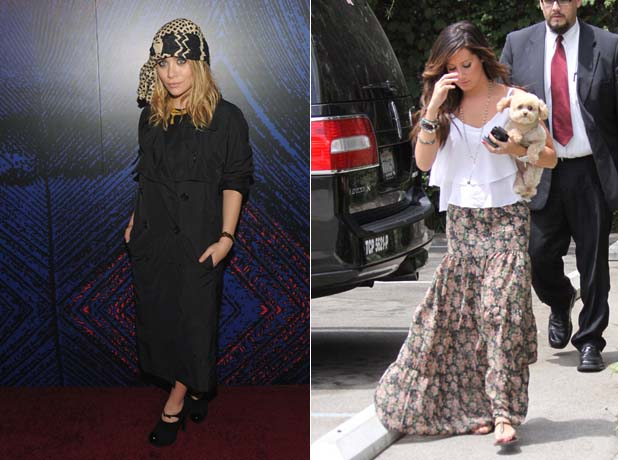 Ash Wednesday: Can Ashley Tisdale Out-Hobo Ashley Olsen?