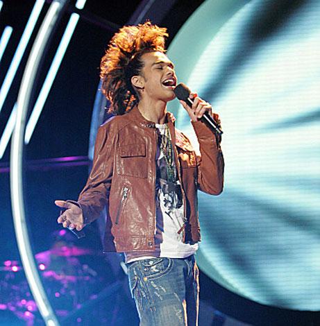 Wetpaint Exclusive! American Idol Alum Sanjaya Malakar on the New Judges and Missing Simon