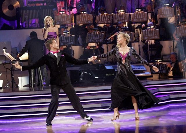 """You're the Queen of the Unexpected Mishap""! Top 10 Quotes from DWTS Season 12, Week 4"