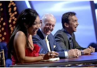 """""""The Attack of the Killer Boobs""""! Top 10 Quotes From DWTS Season 12, Week 6"""