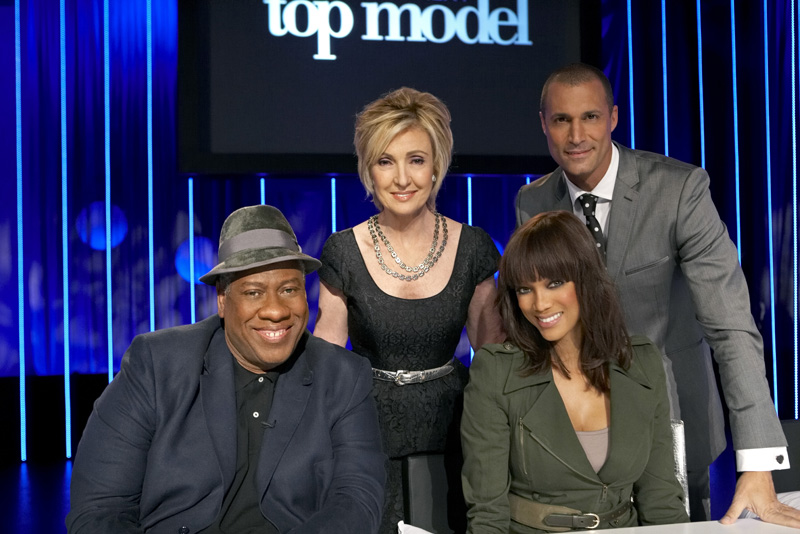 Lana Marks Guest Judges on ANTM Cycle 16, Episode 8