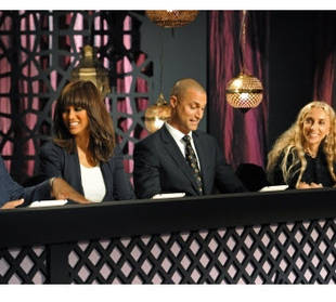 Franca Sozzani Guest Judges on ANTM Cycle 16, Episode 9