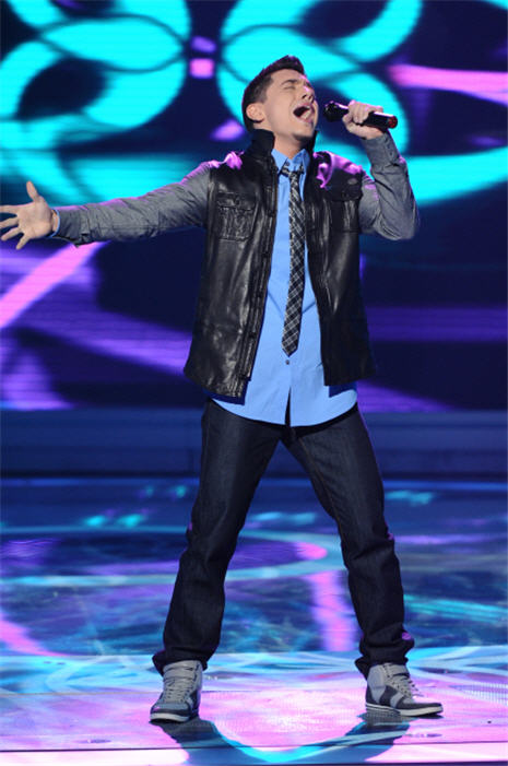 Aliens, David Cook, and the Elimination We All Saw Coming: Recap of American Idol Top 7 Results