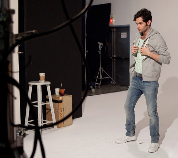 Penn Badgley: America's Next Top Model?