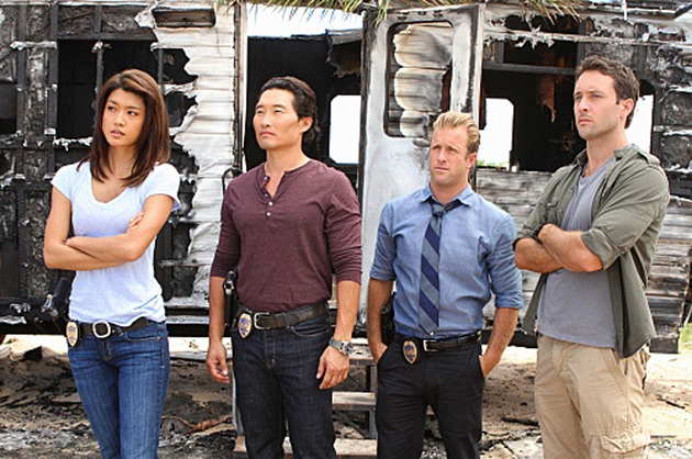 How Tall Is Scott Caan? How Tall Are the Stars of Hawaii Five-0?