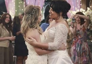 Callie and Arizona Get Married! MerDer Make It Official! Recap of Grey's Anatomy Season 7, Episode 20