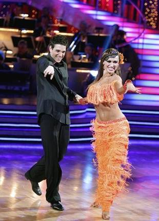 Ralph Macchio Eliminated! Wax Off, Kind Sir! DWTS Season 12 Semifinals Results Show