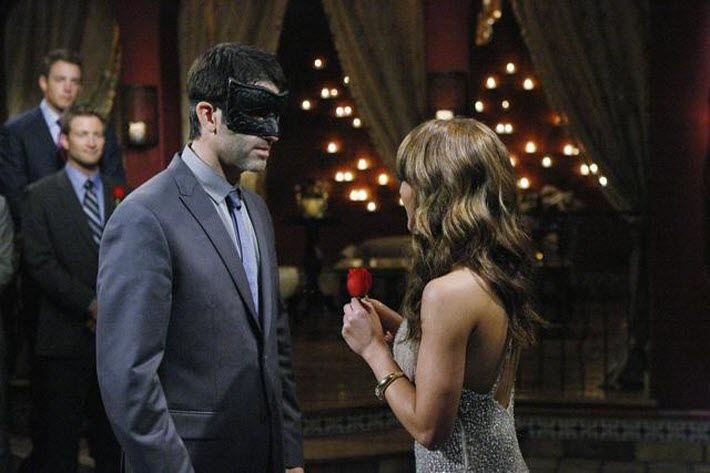 Will Jeff Ever Take off His Mask on The Bachelorette — and Will It Be Worth the Wait?