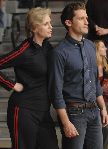 """Sue Serves Placenta-tinis! Sue Sylvester's Most Outrageous Moments From Glee's """"Rumours"""""""