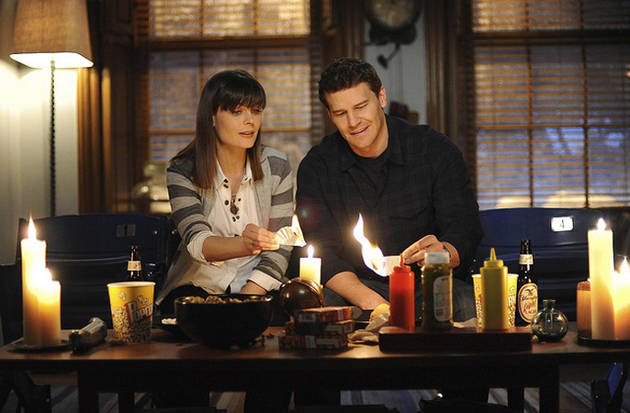 Booth and Brennan's Three Best Moments From Bones Season 6