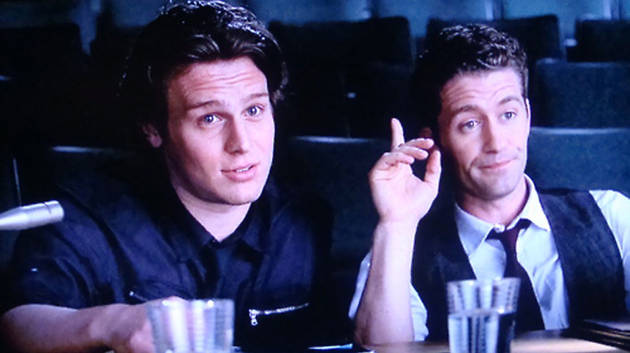 """Jesse St. James's Top 5 Most Outrageous Moments From Glee's """"Funeral"""""""