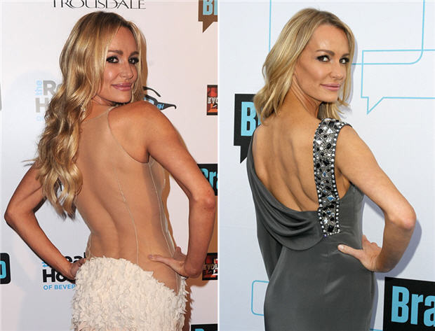 Taylor Armstrong Says She Went Too Far With Dieting