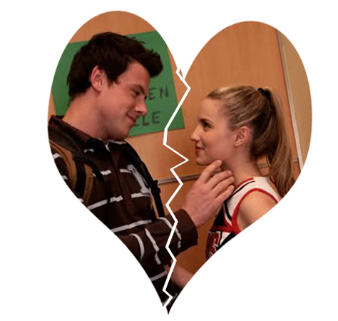 "Sound Off! Are You Glad Finn and Quinn Called It Quits in Glee's ""Funeral""?"