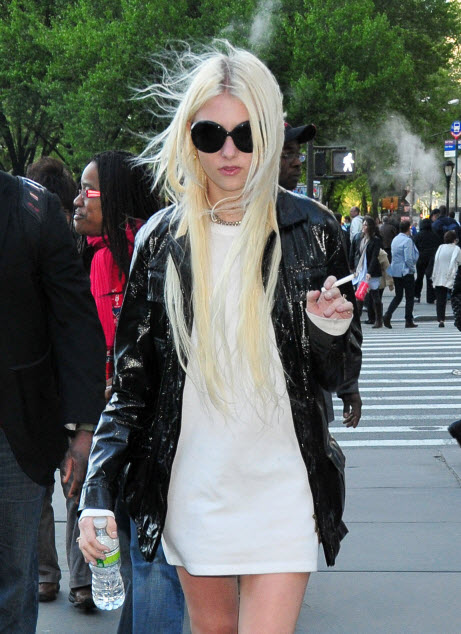 Does Taylor Momsen Miss Being on Gossip Girl?