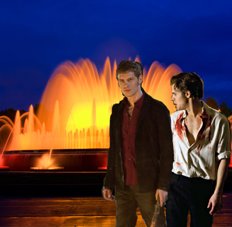 Where in the World Are Klaus and Stefan This Week? Barcelona!