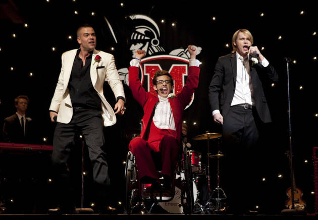 The Five Worst Song Performances from Season 2 of Glee