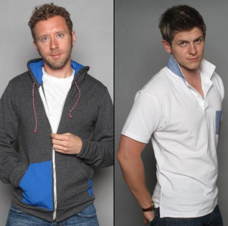 TJ Thyne and Michael Grant Terry Want You to Wear Their Shirts