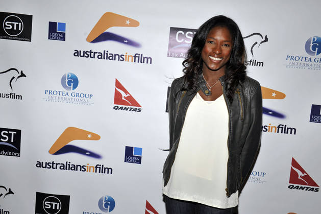 Rutina Wesley Chats About Fun With Franklin!
