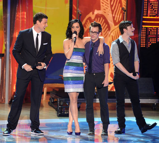 Inside Scoop! Kevin McHale Talks Glee Tour and Playing Katy Perry's Love Interest