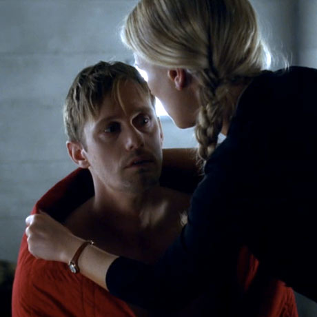 Spoiler: Sookie and Eric Share Their First Kiss!
