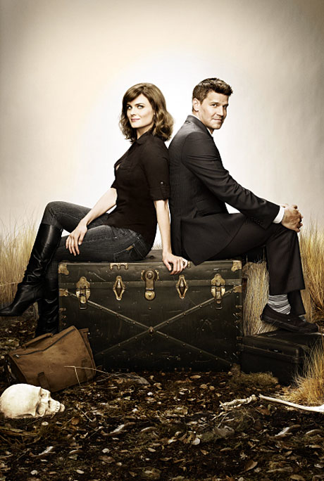 Boxers or Briefs? David Boreanaz Reveals Booth's Preference