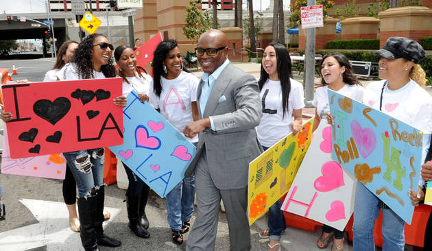 It's Official! L.A. Reid Is the Head of Epic Records
