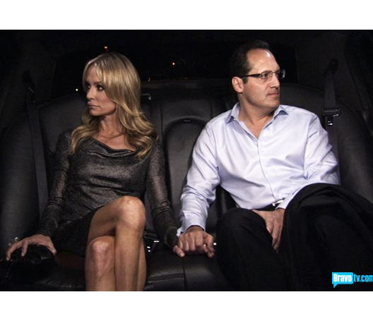 Not-so-shocking News: Taylor Armstrong and Husband Russell Call It Quits