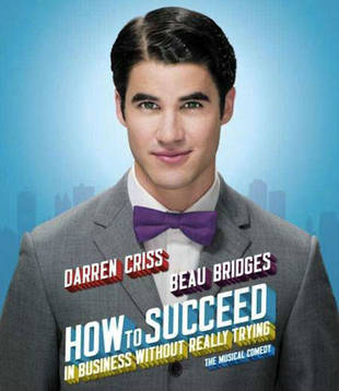 It's Official! Darren Criss to Replace Daniel Radcliffe in 'How to Succeed in Business Without Really Trying'