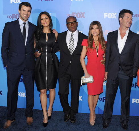 The X Factor: 7 Things We Learned From Simon Cowell and the Judges at TCA 2011