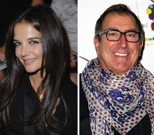 Katie Holmes and Kenny Ortega Are Season 8's Finale Guest Judges!