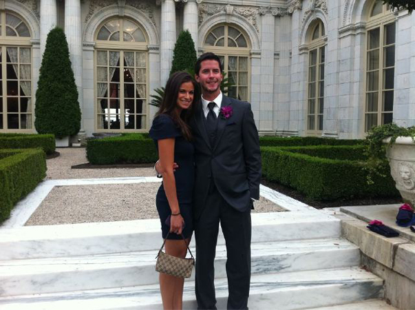 Ames, Who? Jackie Gordon Attends Wedding With Mike Burns From The Bachelorette!